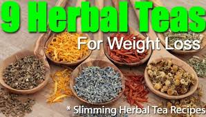 weight loss detox teas recipes
