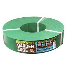 icon plastics 75mm x 30m green garden