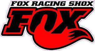 Fox Racing Shox Red Tall Decal Nostalgia Decals Die Cut Vinyl Stickers Nostalgia Decals Online