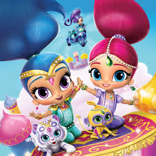 A Magical Summer Of Shimmer And Shine Shimmer And Shine Cake
