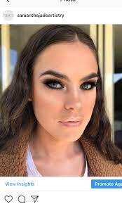 special occasion makeup application