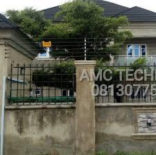 Nemtek Electric Security Fence 15 Photos Product Service Lagos Office 23 24 Abeokuta Express Road Near Forte Oil Cement Bus Stop Agege Lagos Ibadan Office No 24 Road 4 Omolayo Avenue Akobo Ibadan Lagos Nigeria