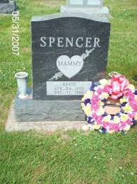 SPENCER, EFFIE - Greene County, Ohio | EFFIE SPENCER - Ohio Gravestone  Photos