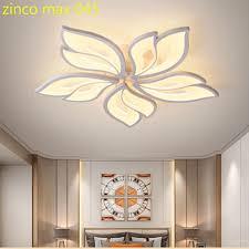 Đèn LED Ốp Trần Trang Trí Phòng Khách Hiện Đại - Đèn trần trang trí phòng  khách, phòng ngủ Zinco max 045