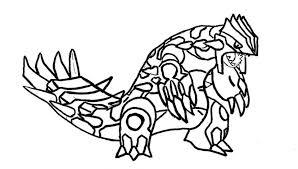 Primal Kyogre Drawing At Getdrawings Free Download