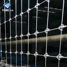 High Tensile Field Fence Wire 8ft Factory Direct Sale Galvanized Deer Fence Buy Galvanized Deer Fence Field Fence Wire 8ft Fixed Knot Deer Wildlife Fence Product On Alibaba Com