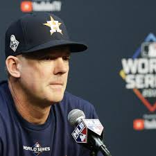 Report: Former Astros Manager AJ Hinch ...