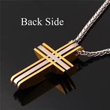 vintage cross pendants for men jewelry