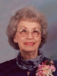 Obituary for Ruby Anna Iona Strauser | Blase-Strauser Memorial Chapels &  Monuments