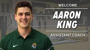 Aaron King Named Assistant Volleyball Coach - Stetson University ...