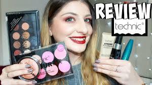 technic cosmetics review