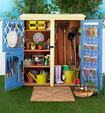 how to garden storage shed diy
