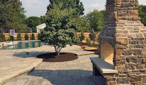 outdoor fireplace fire pit designs