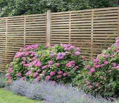 Forest Slatted 6 X 6 Ft Fence Panel In 2020 Forest Garden Fence Panels Slatted Fence Panels