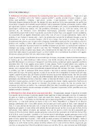 Etica Nicomachea I - Appunti Fussi - Docsity