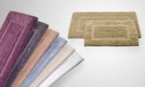 memory foam bath mats groupon goods
