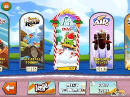 Angry Birds GO Christmas Update Festive Sub Zero Episode Icon ...