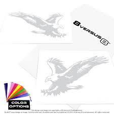 Bald Eagle Vinyl Decal Quantity 2 M Buy Online In Japan At Desertcart