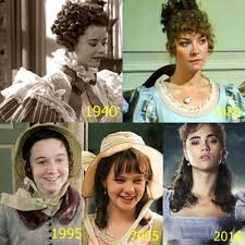 Pride and Prejudice - Kitty Bennet: -Heather Angel (1940); -Clare  Higgins(1980); -Polly Maberly… | Pride and prejudice and zombies, Pride and  prejudice, Jane austen