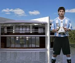 lionel messi s new house design new