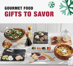 gourmet food decor holiday gift guide