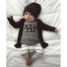 autumn baby boy clothes fashion