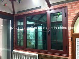 china aluminium casement window for