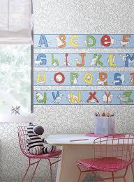 alphabet letters blue wallpaper