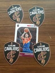 4 Of Cleveland Cavaliers Themed Car Decal Sticker Basketball Collectable Ebay