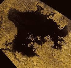 Resultado de imagen de Imágenes de titán captadad por Huygens