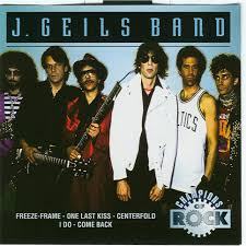 chions of rock j geils band