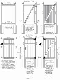 Fence Plans Fence Deck Supply