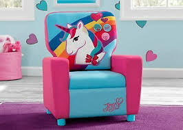 Toddler Chair Couch Unicorn Furniture Kids Bedroom Girls Room Decor Jojo Siwa Ebay