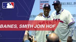 Lee Smith and Harold Baines on Hall of Fame election - YouTube