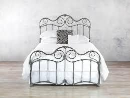 Wesley Allen Iron Bed Stonehurst | Johnson Furniture Mattress