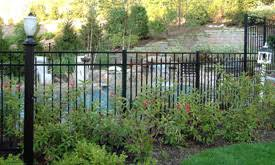 Type Of Swimming Pool Fencing And Placement