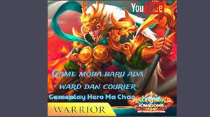 Game Moba TERBARU !! Gameplay Legend Of Kingdom dari Megaxus, ada ward dan  kurir !! - YouTube