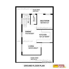 house plan for 30 feet by 45 feet plot