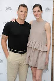 Hilary Rhoda and Sean Avery Welcome a Son   PEOPLE.com