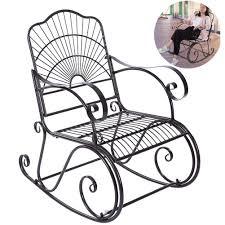 outdoor rocking chair seat rocker