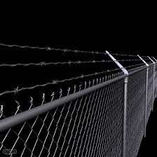 Chainlink Fence Barbed Wire 3d Model Cgstudio