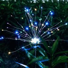 epicgadget solar firework light 105