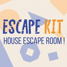 Escape Kit 1 House Escape Room Kids And Adults