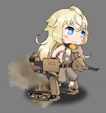 CV33 カルロ・ヴェローチェ(アッシュアームズ‐灰燼戦線‐)