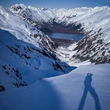 Byron Peak, West Ridge (Alaska, 3/31/2019) : Mountaineering