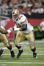 Adam Snyder of the San Francisco 49ers blocks during the game against... |  San francisco 49ers, 49ers, San francisco