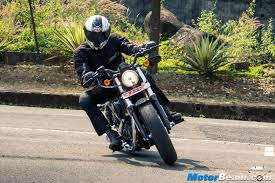 2016 harley davidson forty eight test