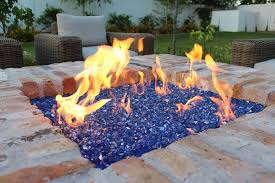 fire pit glass everything you need to