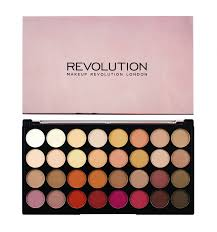 makeup revolution ultra 32 eyeshadow