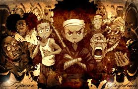 boondocks texture background
